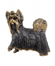 Собака Йорк Тори без подставки 1107.1