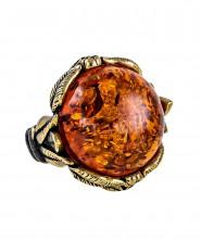 Кольцо Лилии 2407К