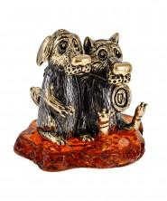 Собака Пес и Волк 2654