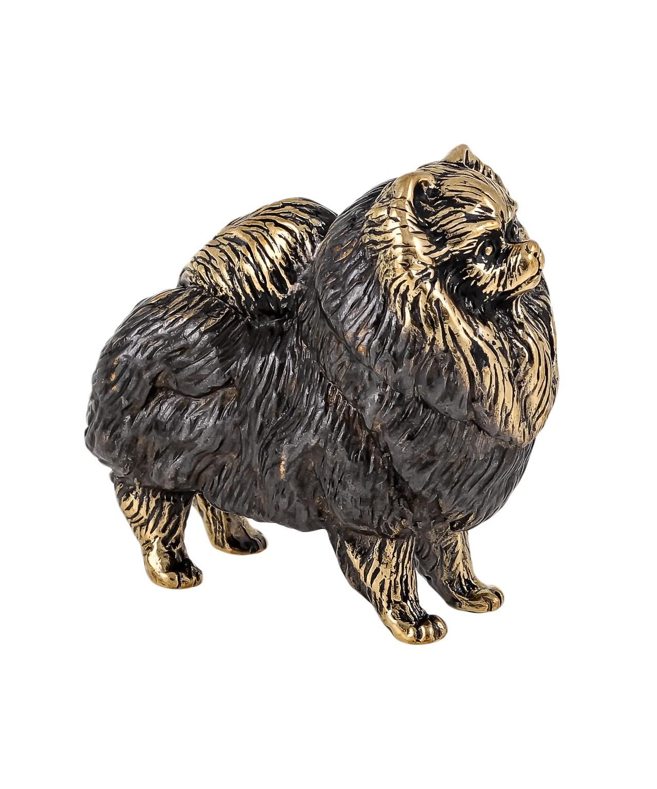 Собака Шпиц без подставки 1029.1
