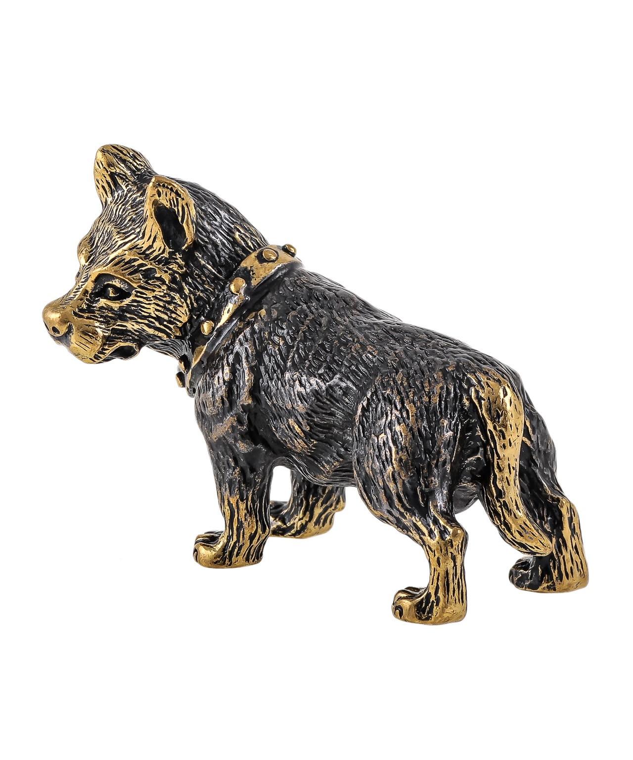 Собака Стаффорд без подставкип 1049.1