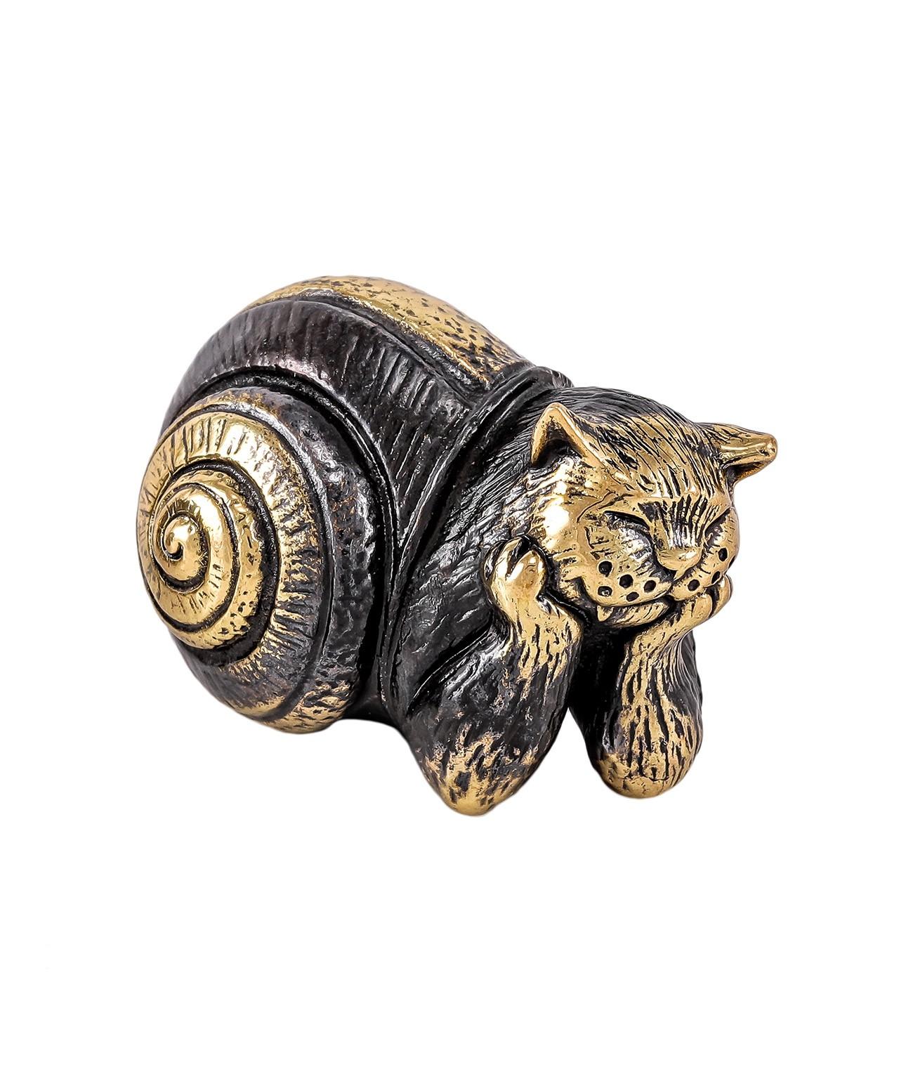Кот в панцире без подставки 1799.1