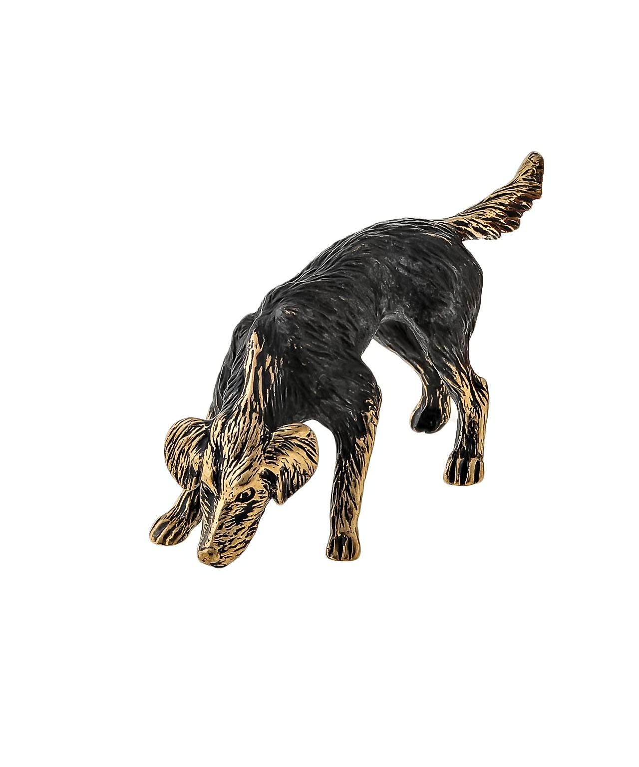 Собака Охотничья без подставки 1523.1