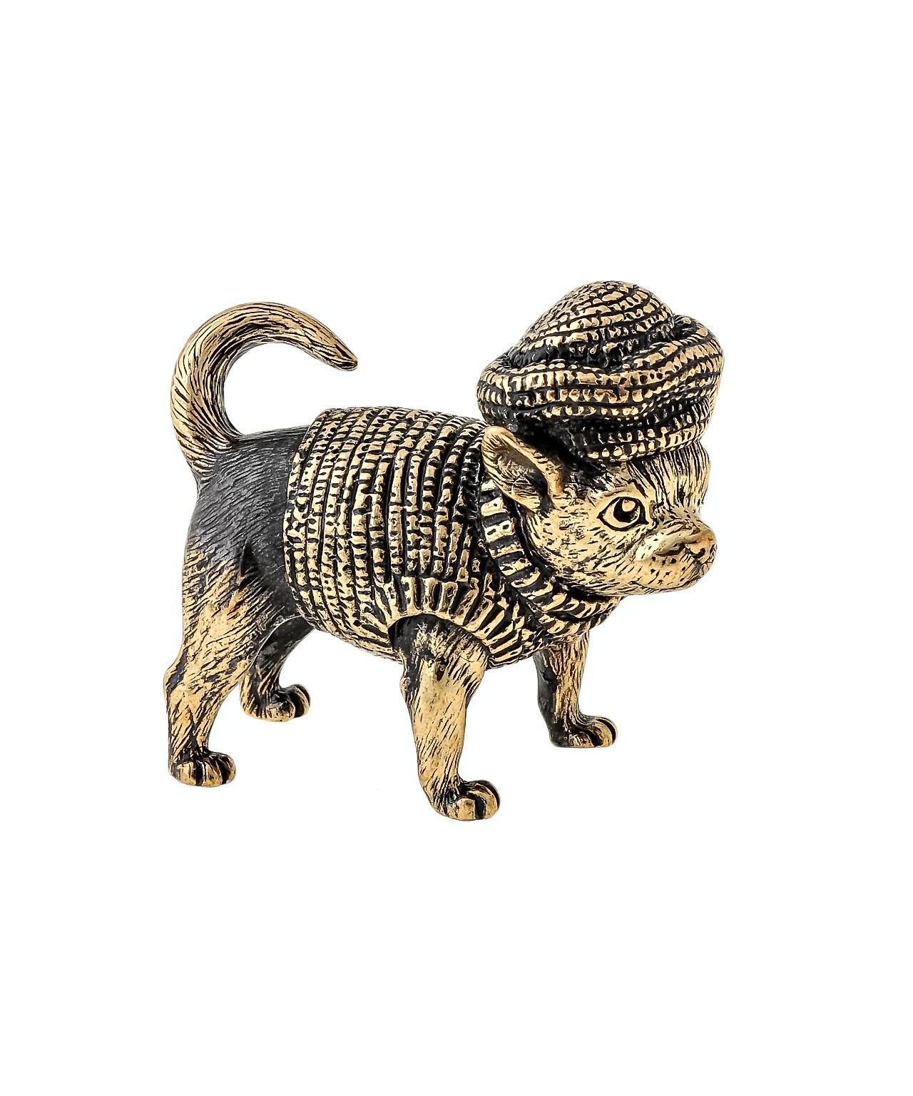 Собака Горошек без подставки 1623.1
