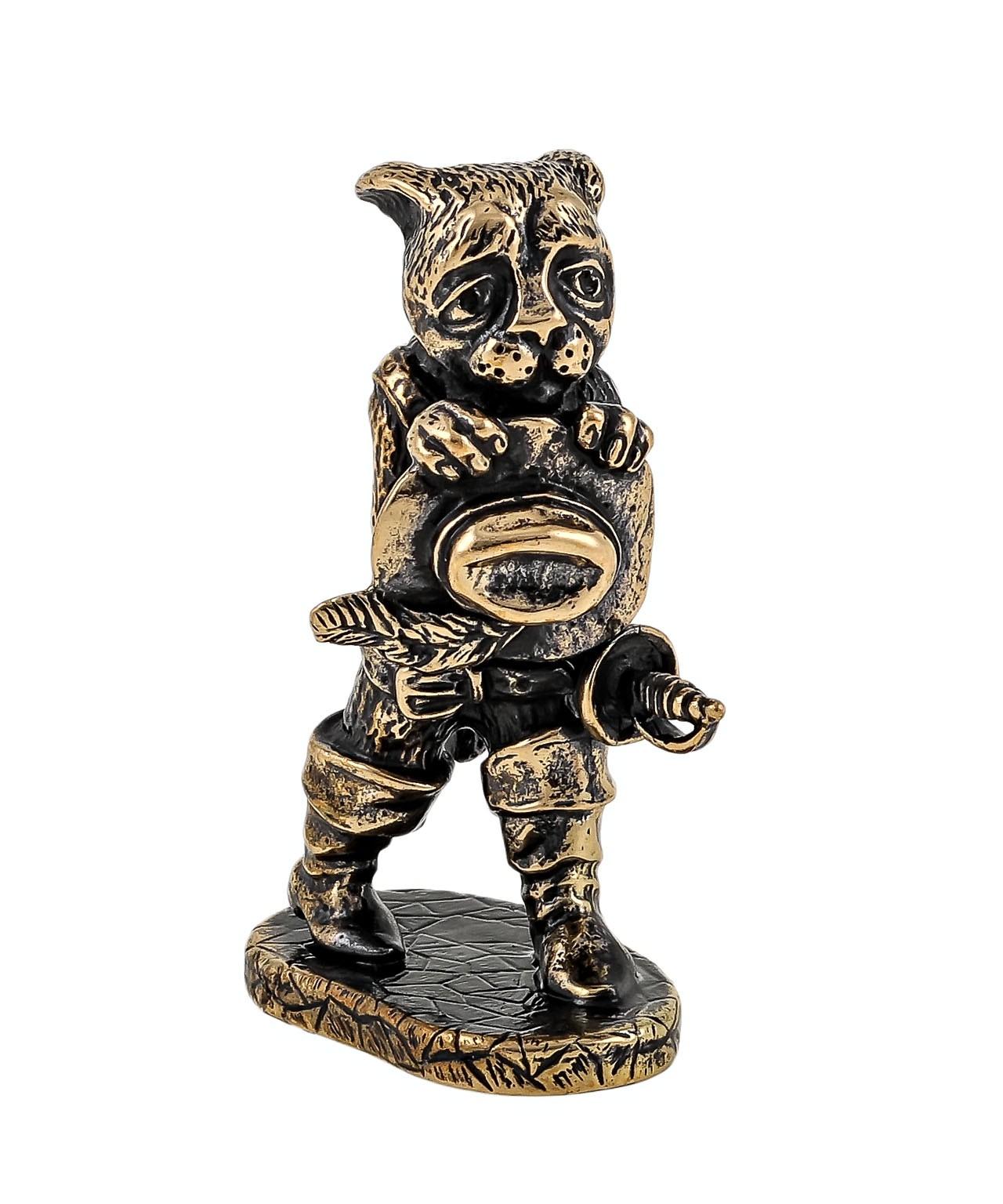 Кот В сапогах без подставки 1651.1