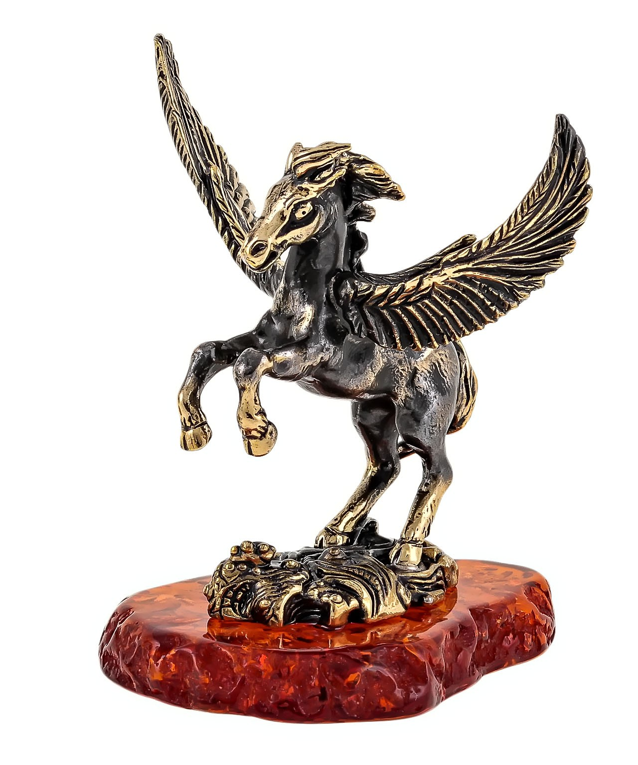 Лошадь Пегас крылатый конь 1662