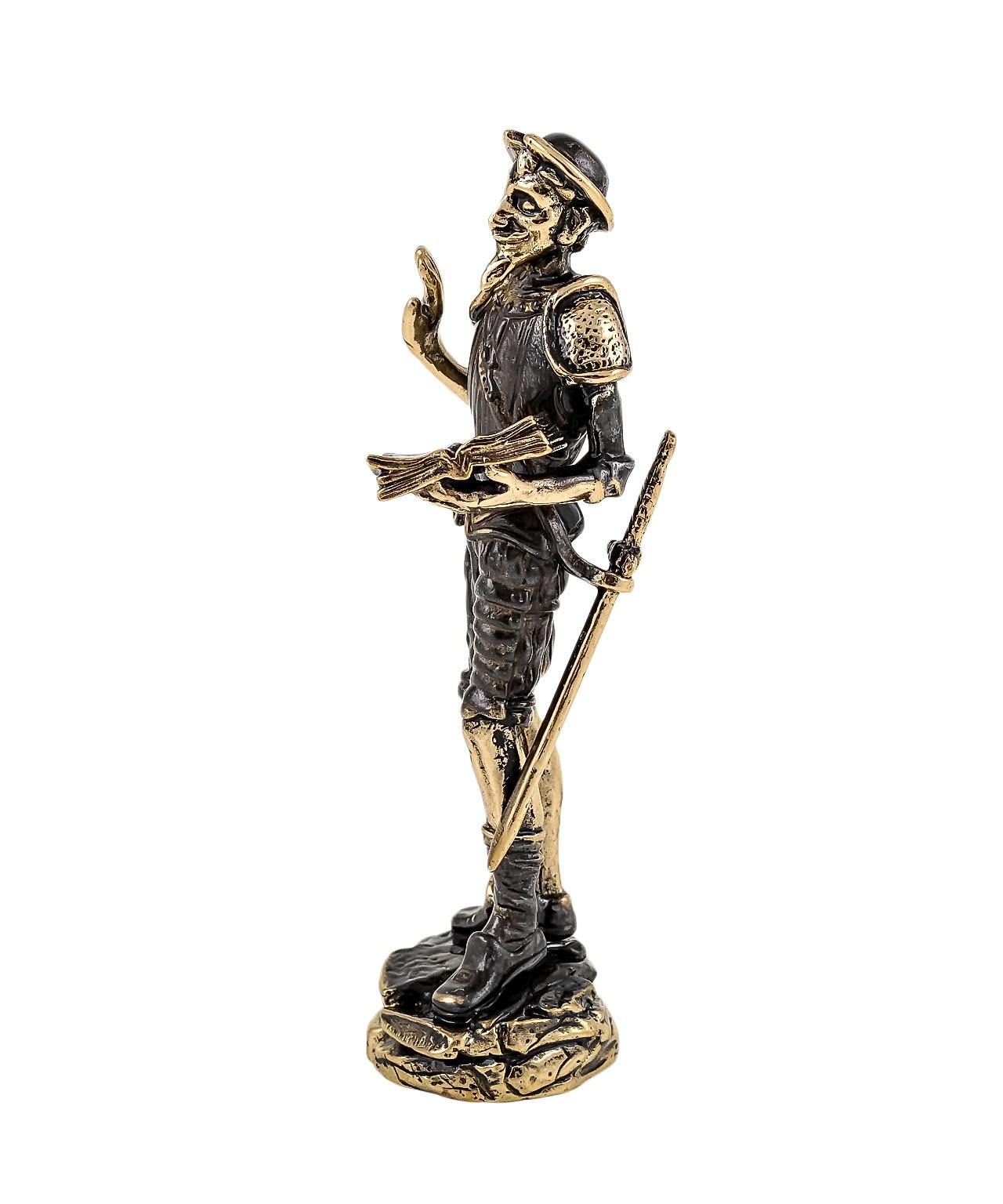 Дон Кихот без подставки 1680.1