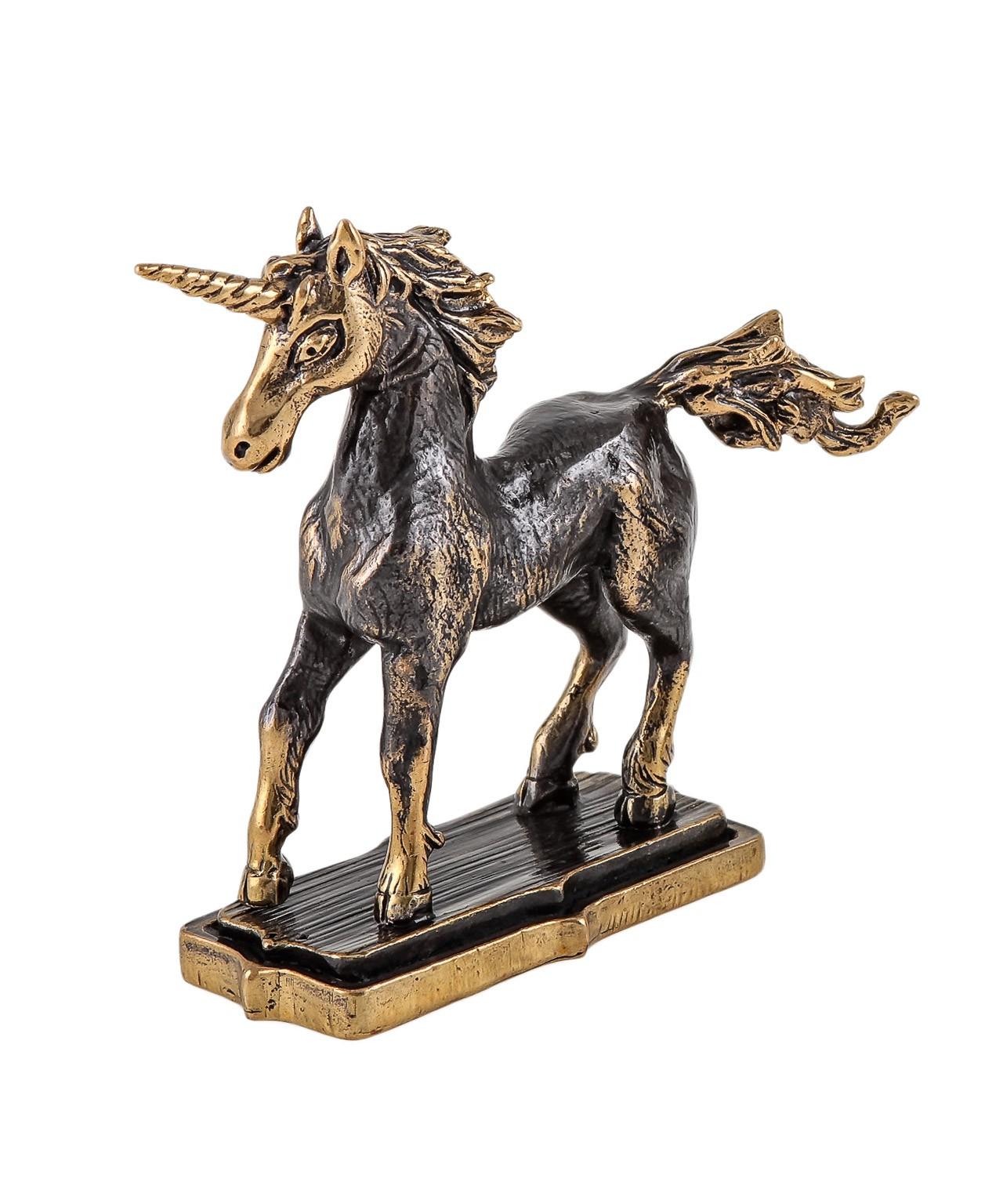 Лошадь Единорог Радуга без подставки 1686.1