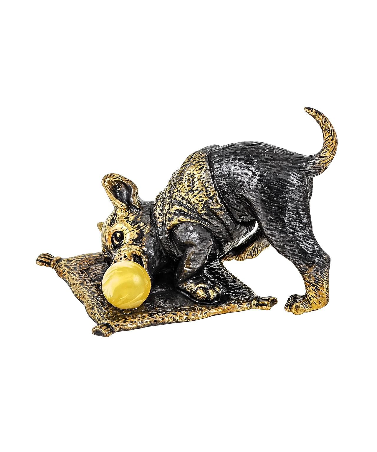 Собака Игруля без подставки 1750.1