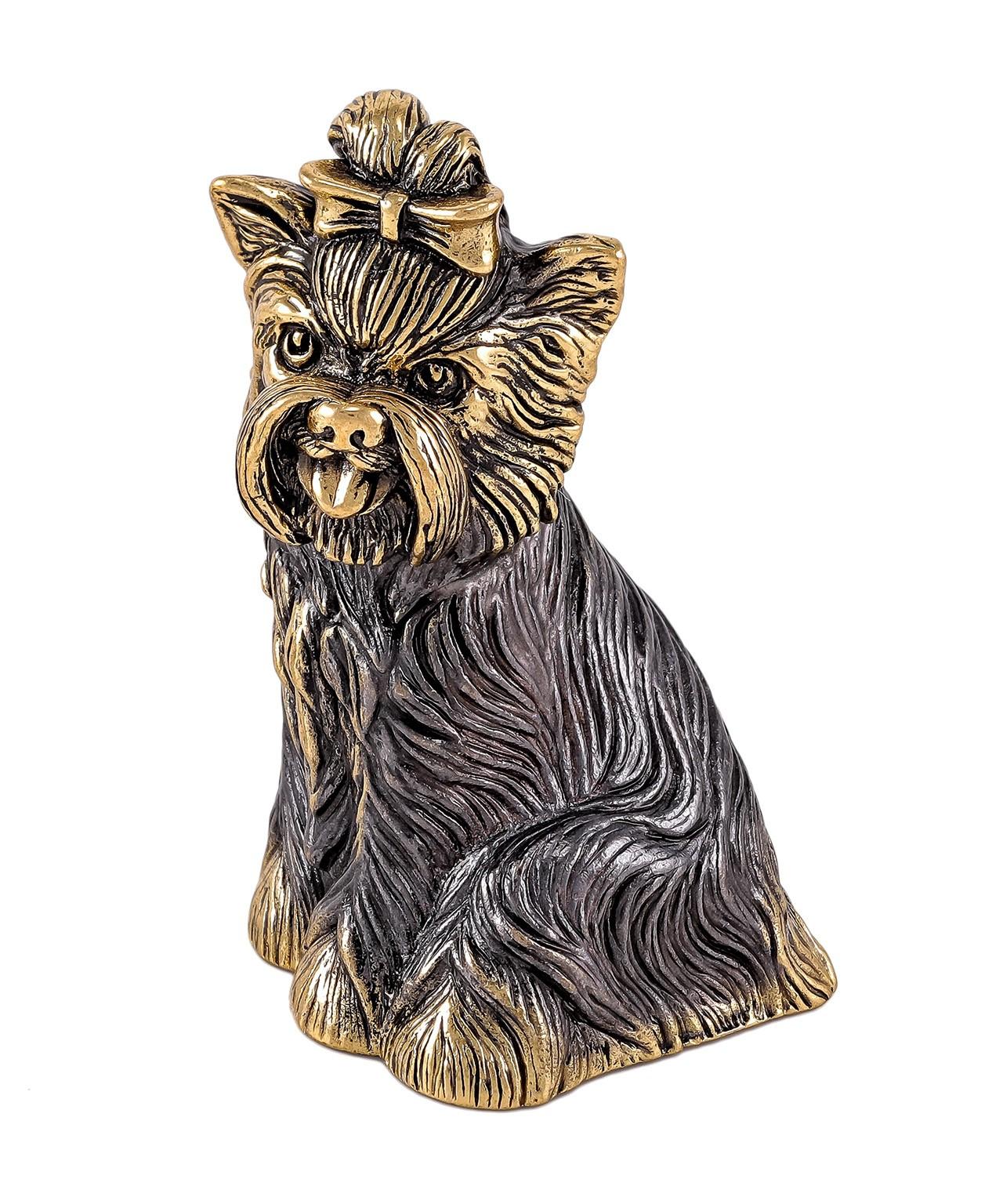 Собака Йорк Большой без подставки 1791.1