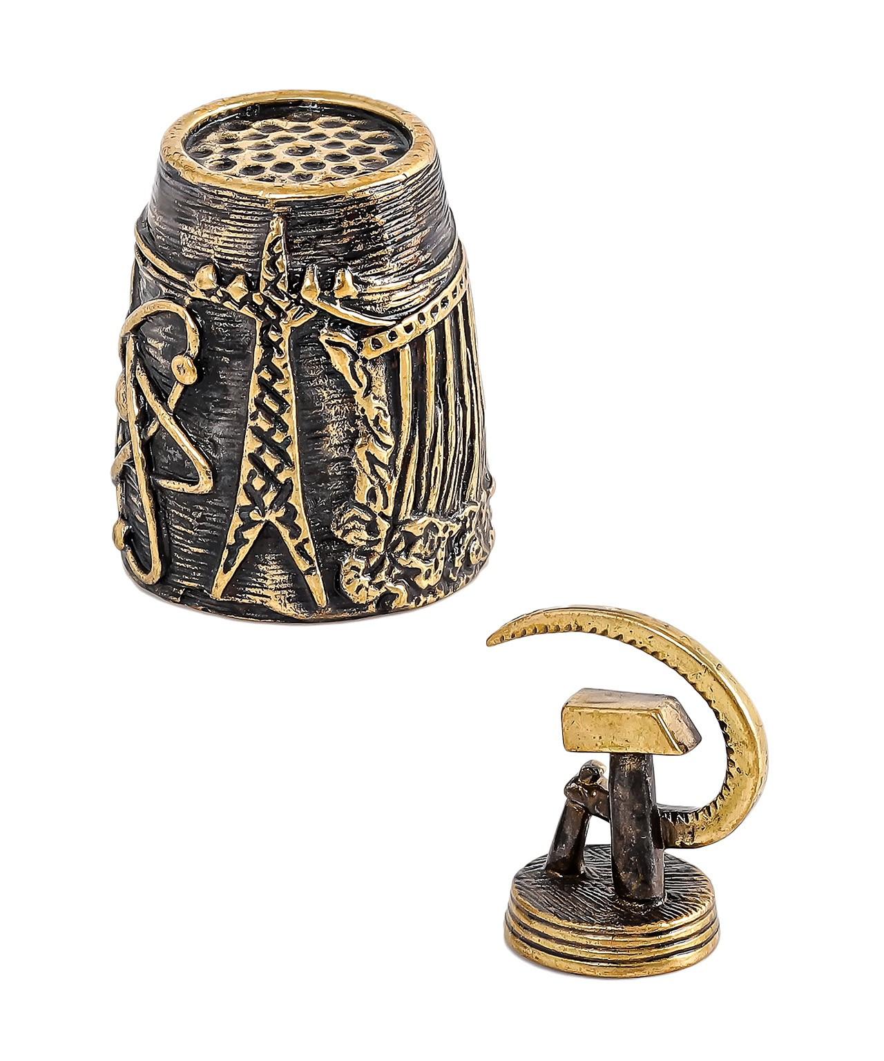 Наперсток Серп и Молот 1808