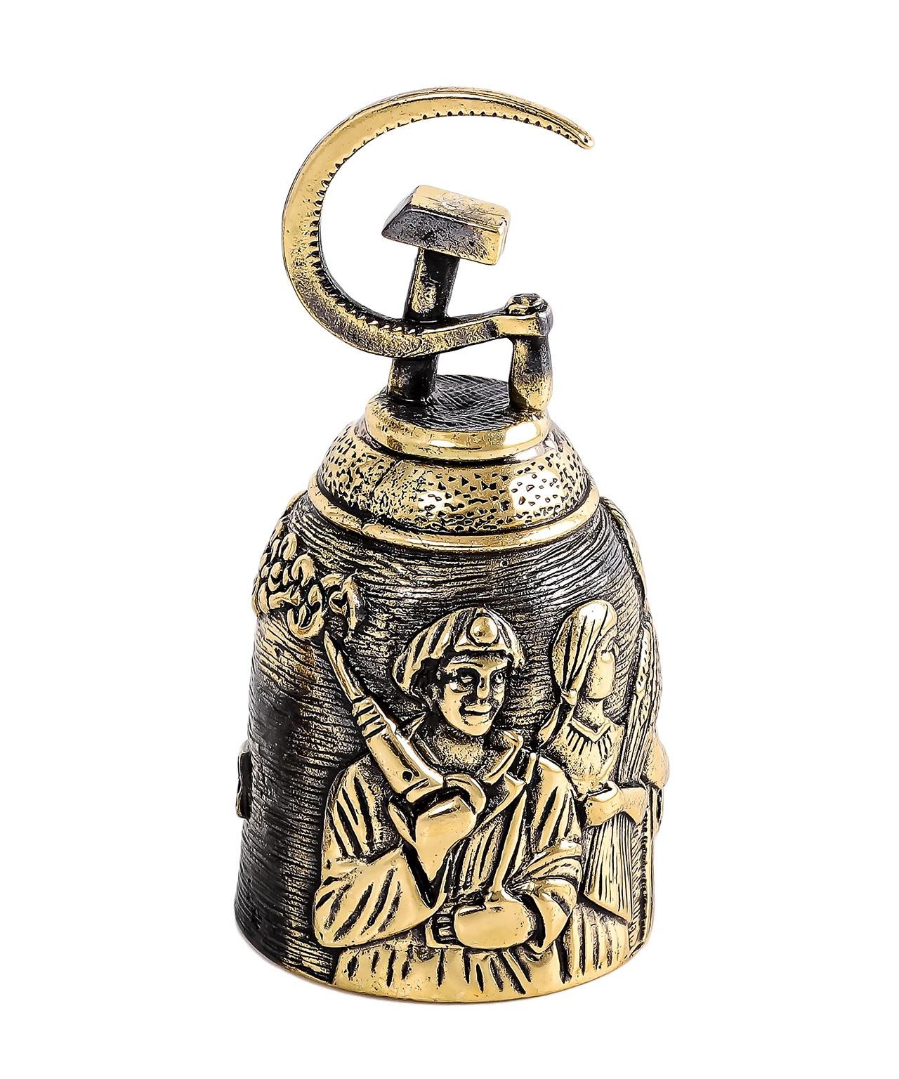 Колокольчик Серп и Молот 1809