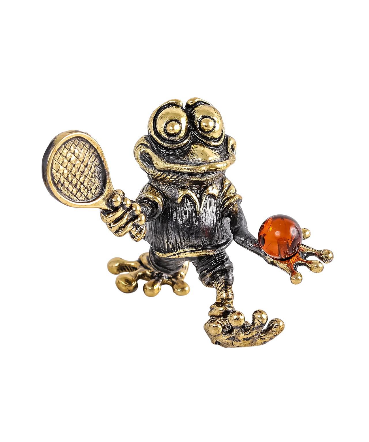 Спорт Лягушка Тенис без подставки 1761.1