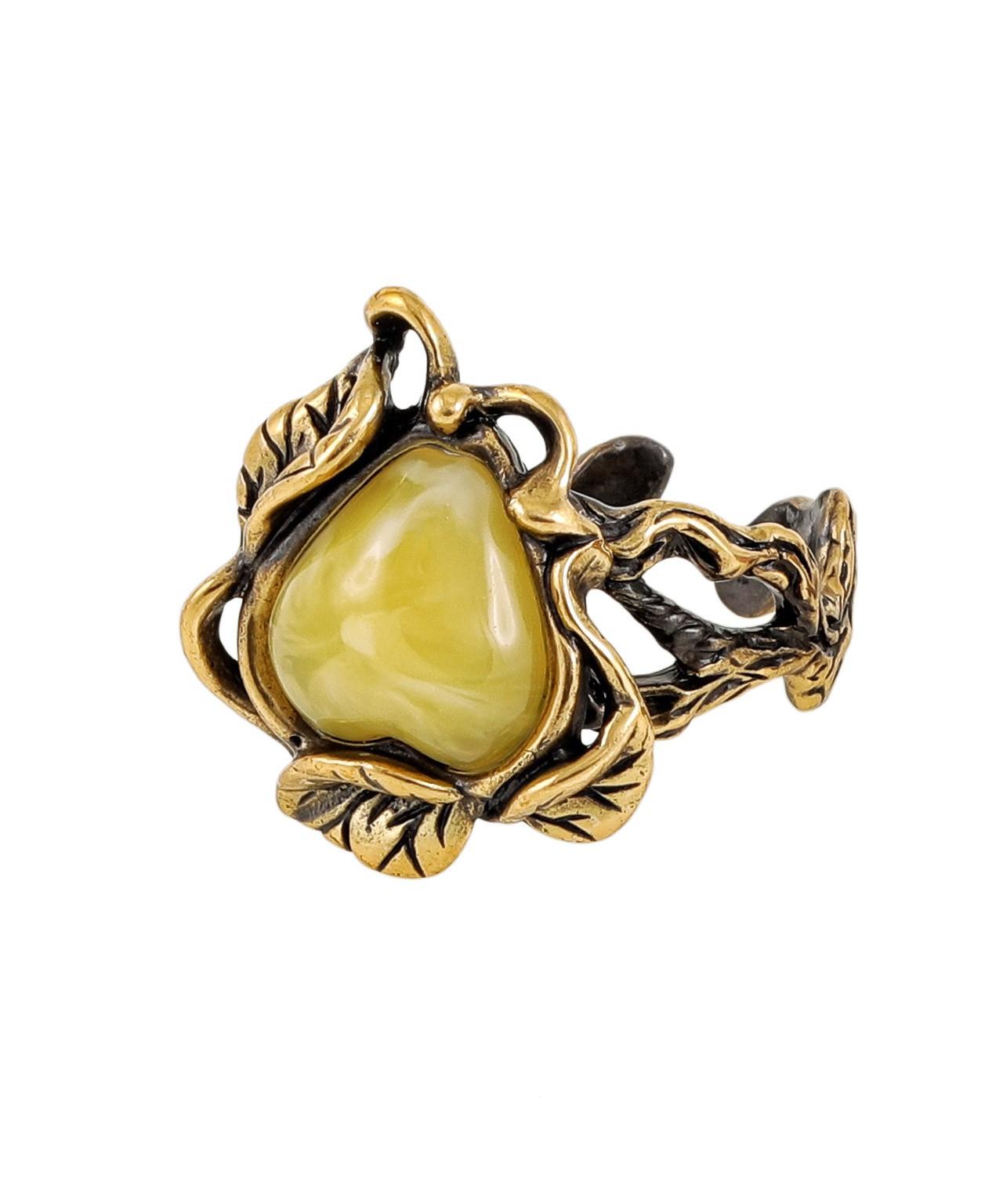 Кольцо Сирень 1844К