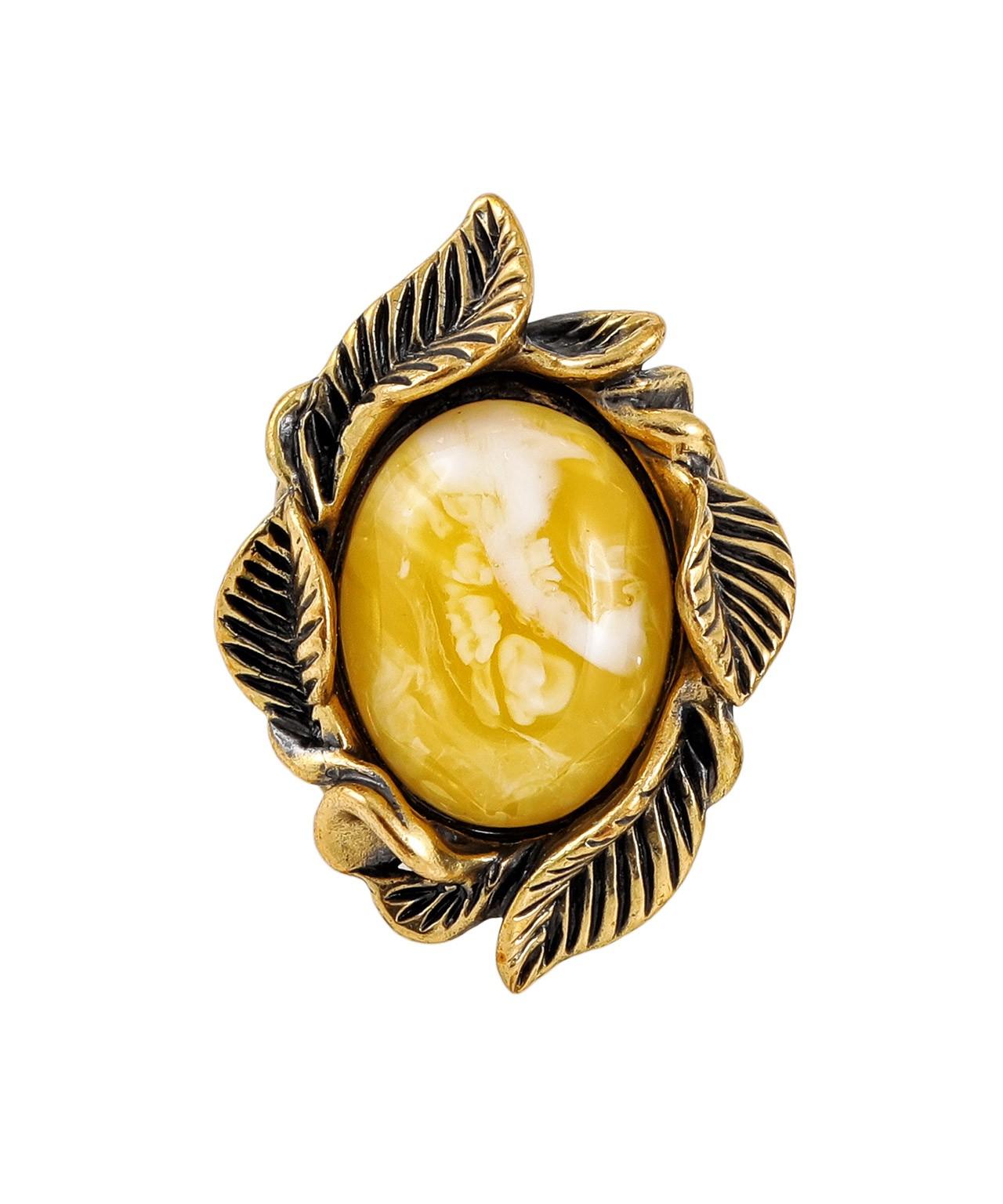 Кольцо Ива Большая 1845К