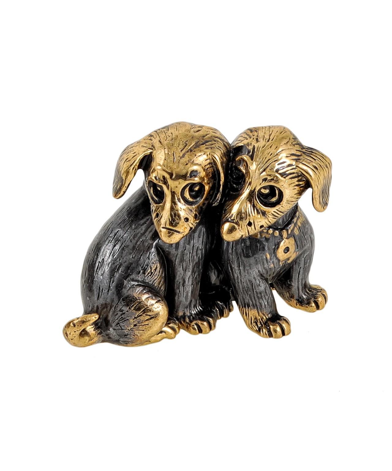 Собаки Щенята без подставки 1860.1