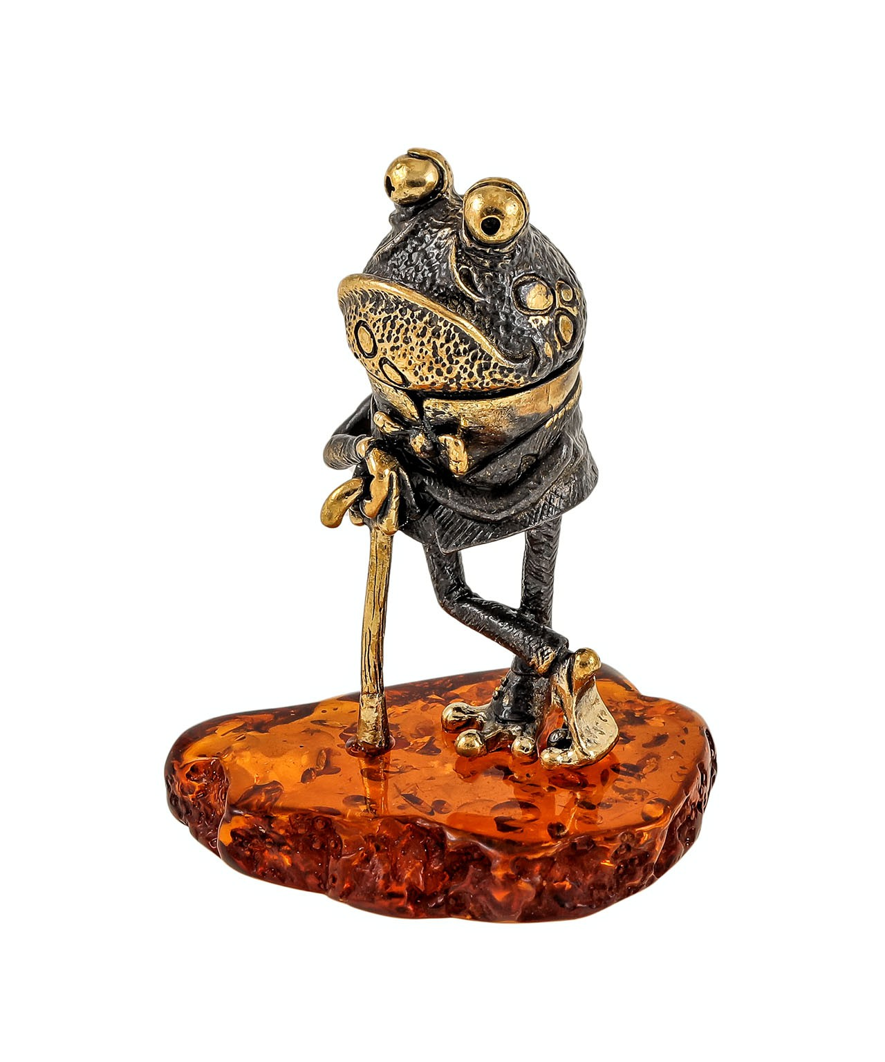 Лягушка Джентльмен 1861