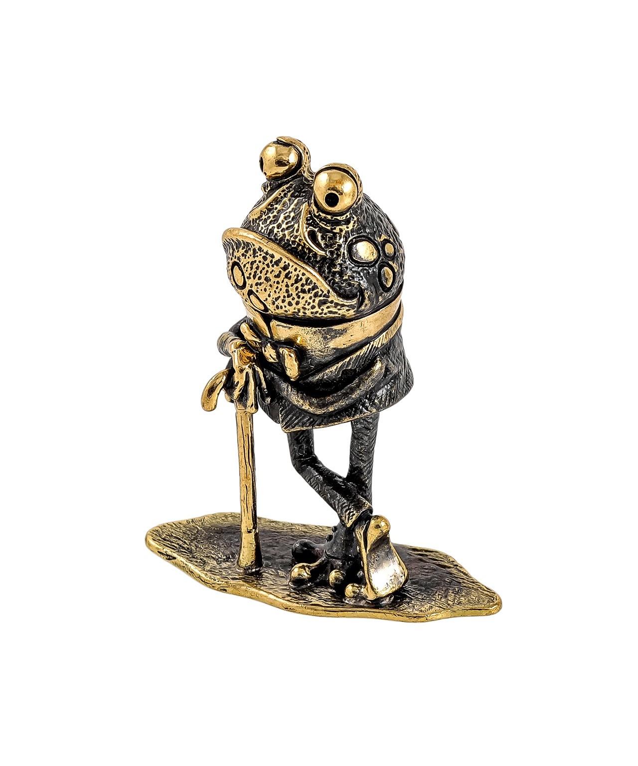 Лягушка Джентльмен без подставки 1861.1