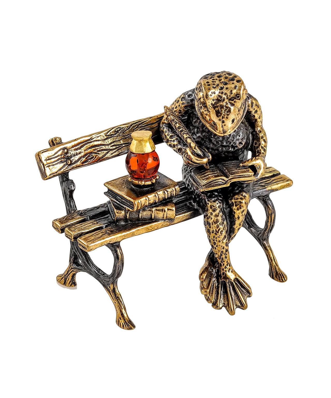 Лягушка Поэт без подставки 1873.1