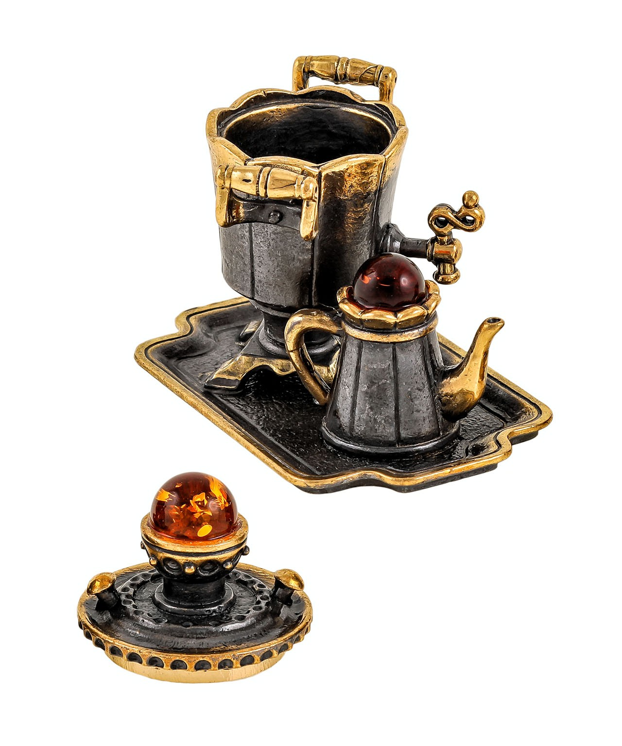 Самовар Чайный сервиз 1891