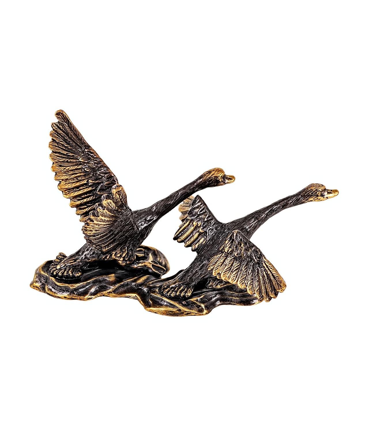 Птицы Лебеди улетаем на Юг без подставки 2034.1