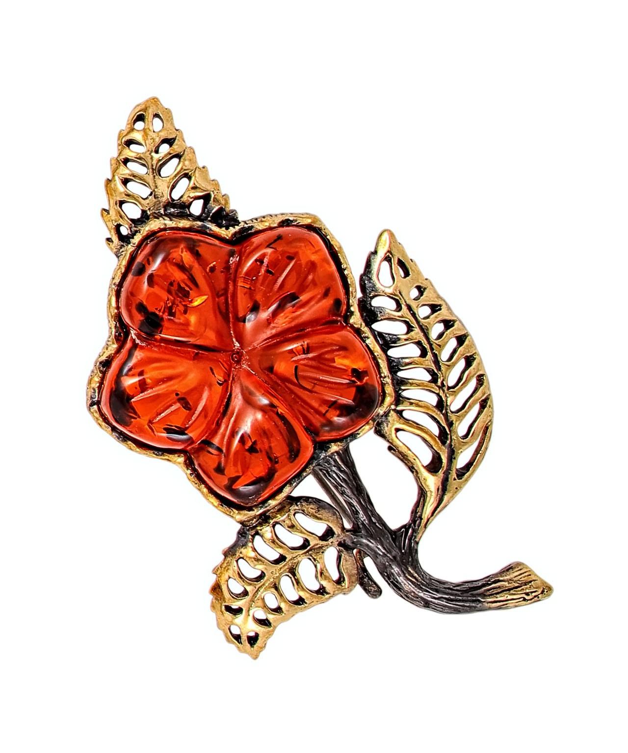 Брошь Цветок Адонис 2116.4