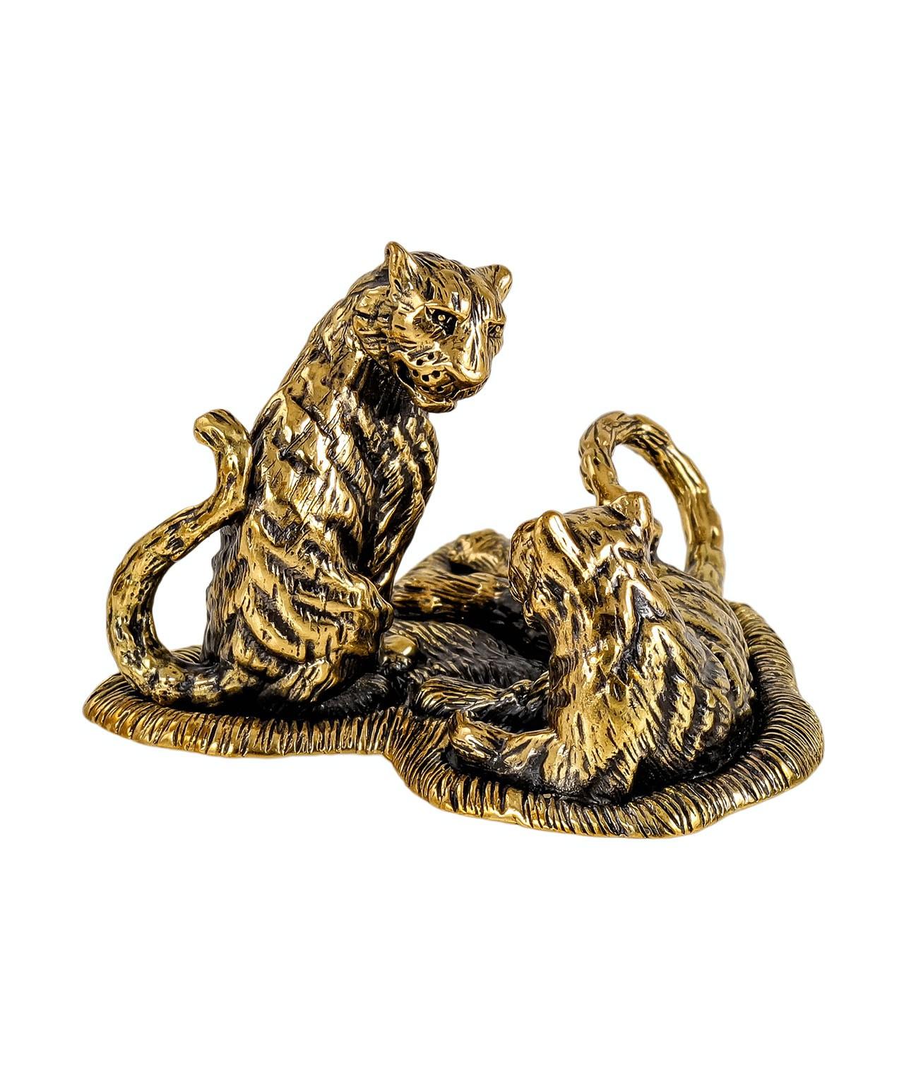 Тигр с тигрицей без подставки 2152.1
