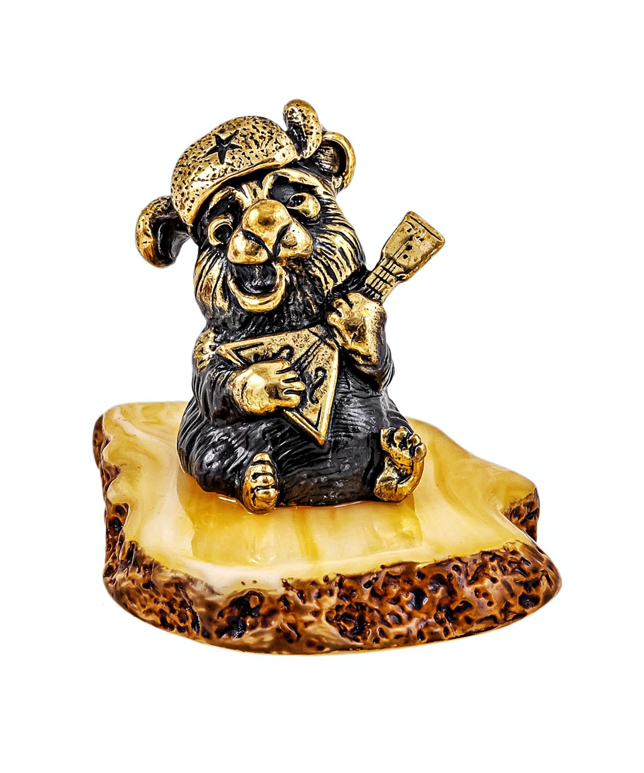Медведь с балалайкой 217.1