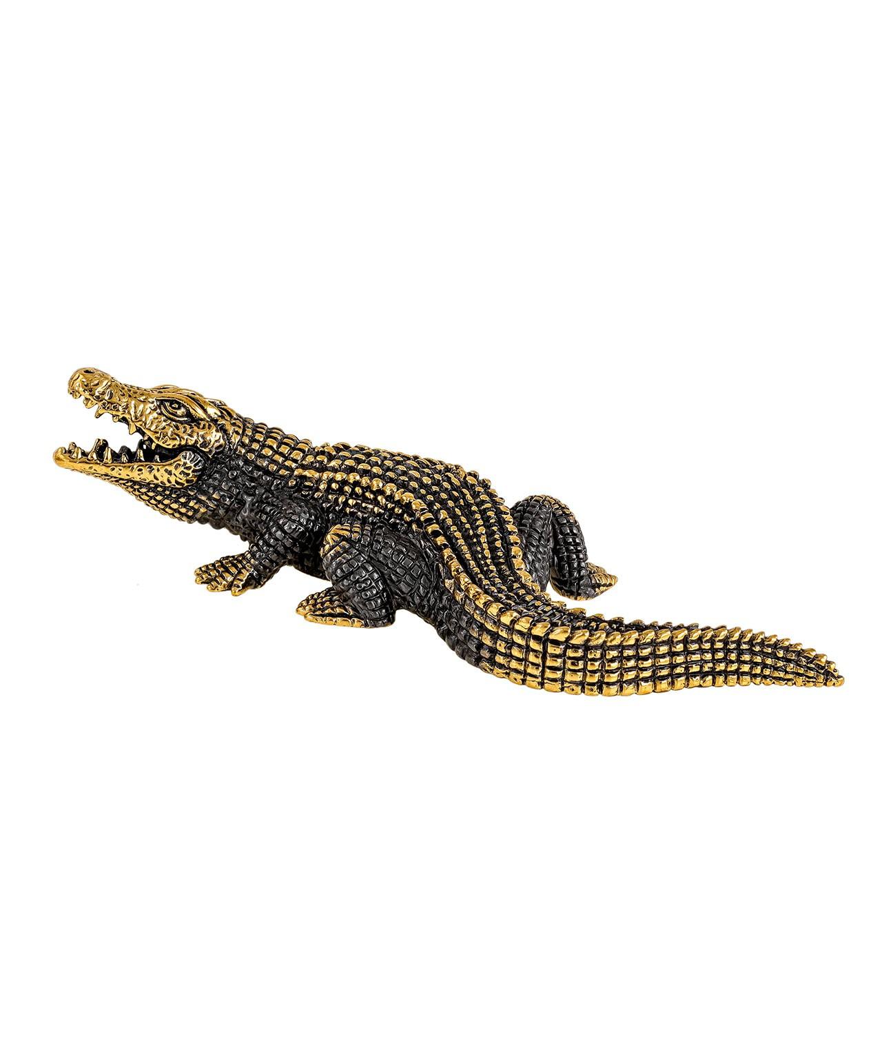 Крокодил Саванна без подставки 2251.1