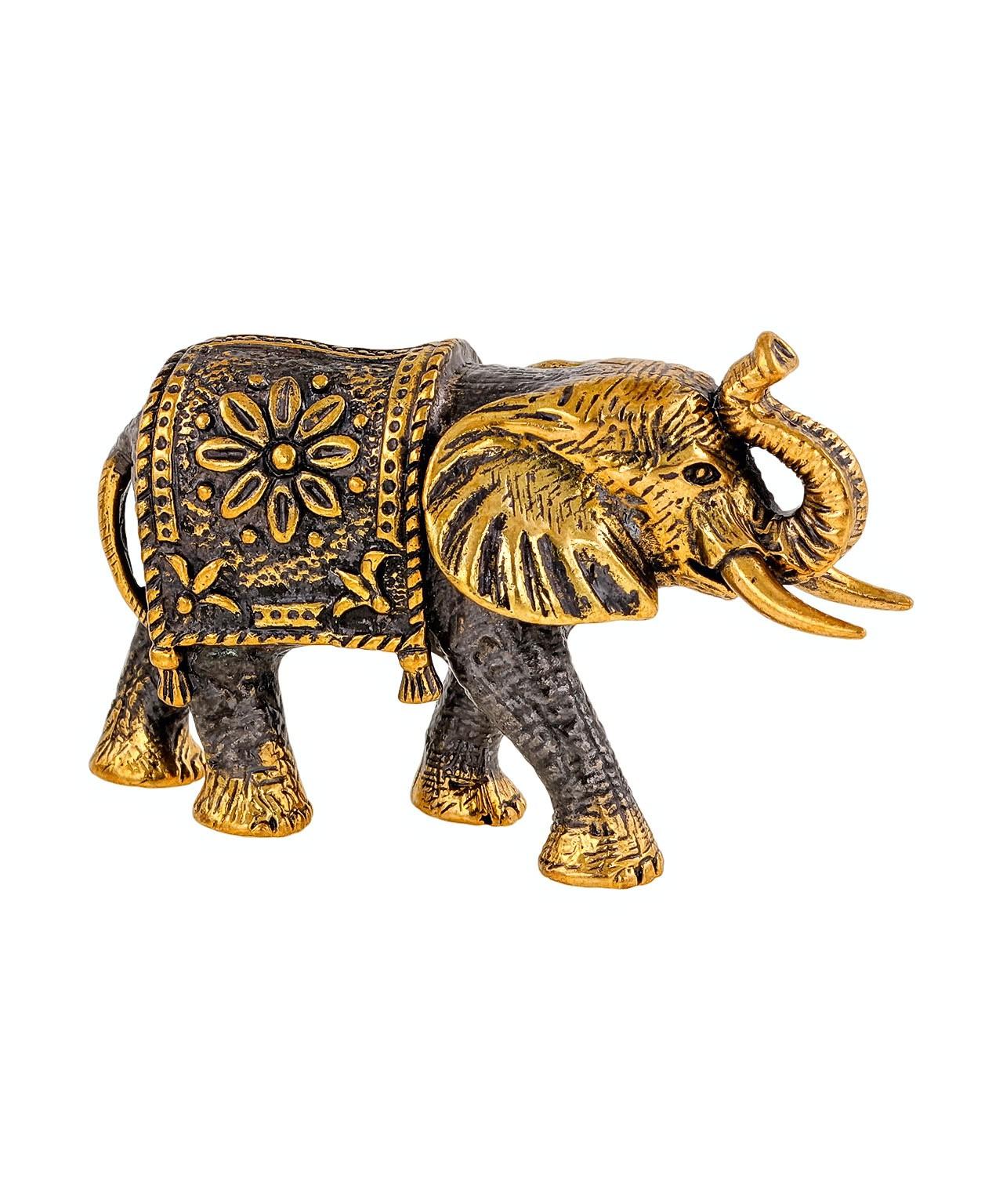 Слон Африка без подставки 2261.1