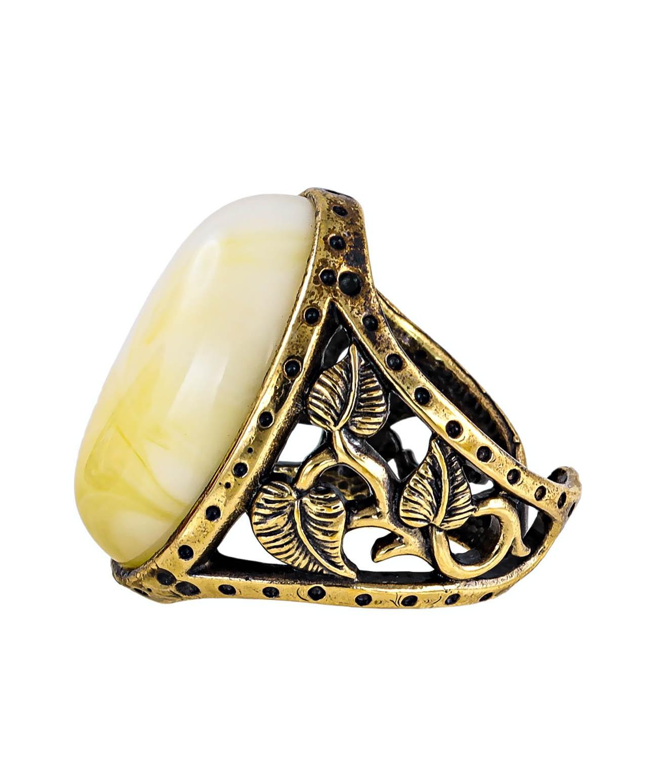 Кольцо Ива овал 2401К