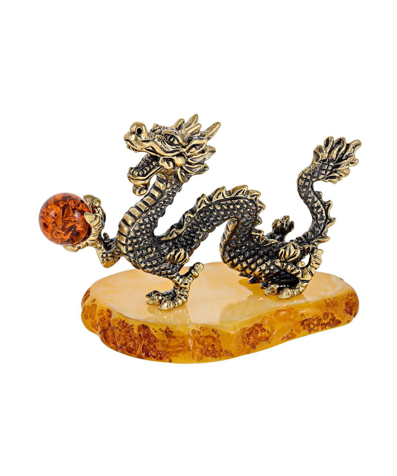 дракон сувенир фото линзы могут