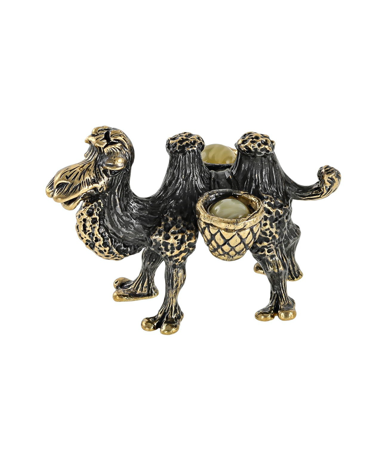 Верблюд малыш с поклажей без подставки 2663.1