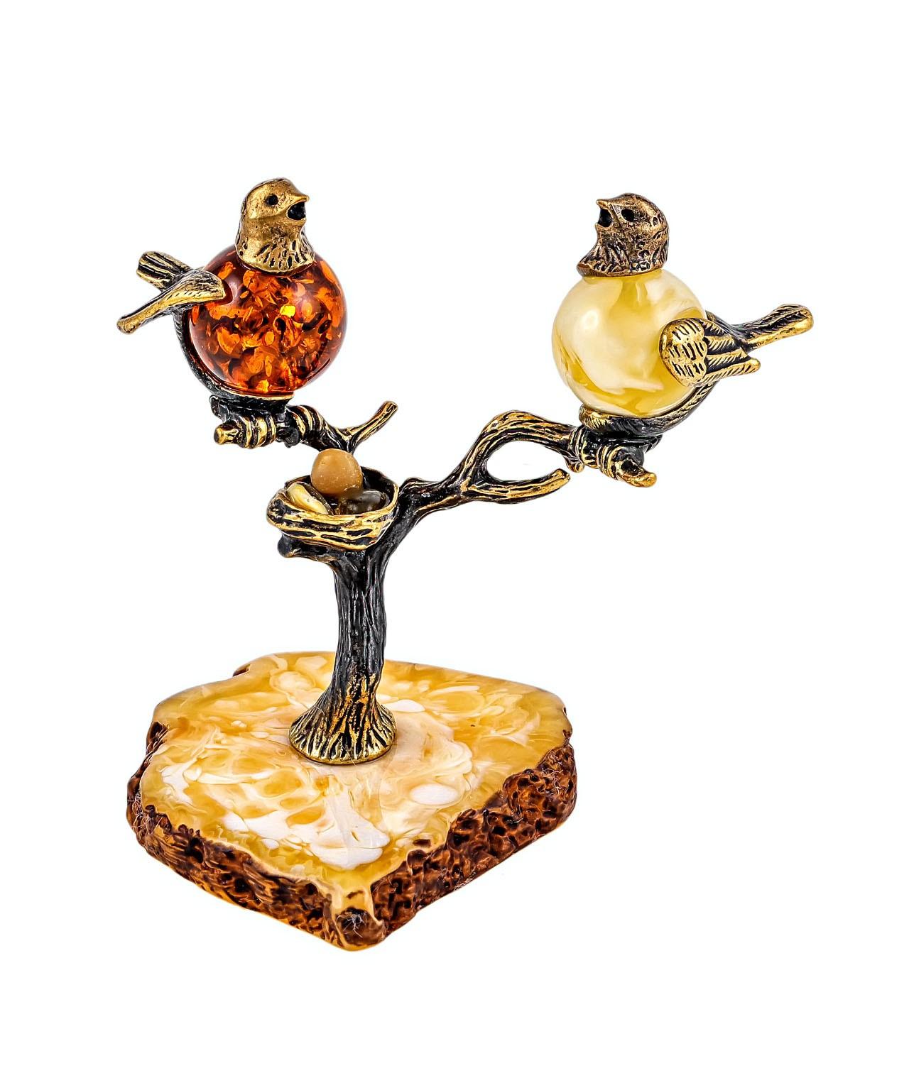Птички на дереве 270
