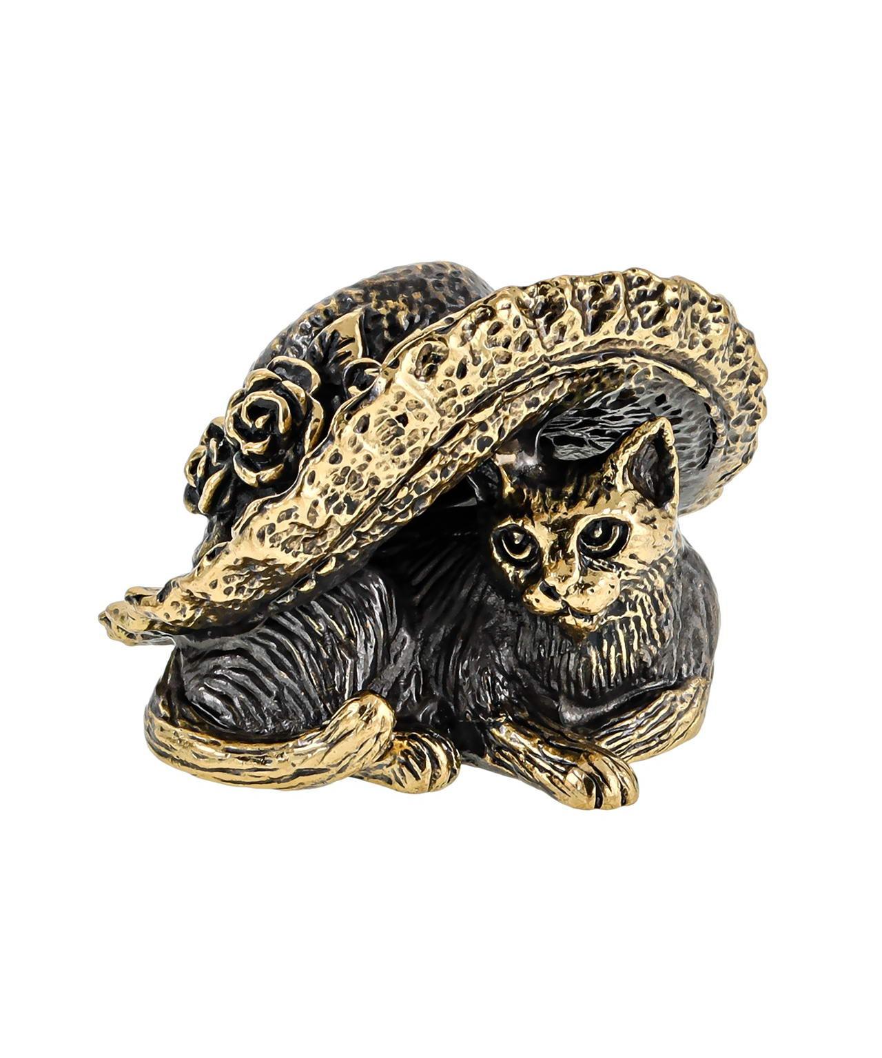 Кошка под Шляпой без подставки 2716.1