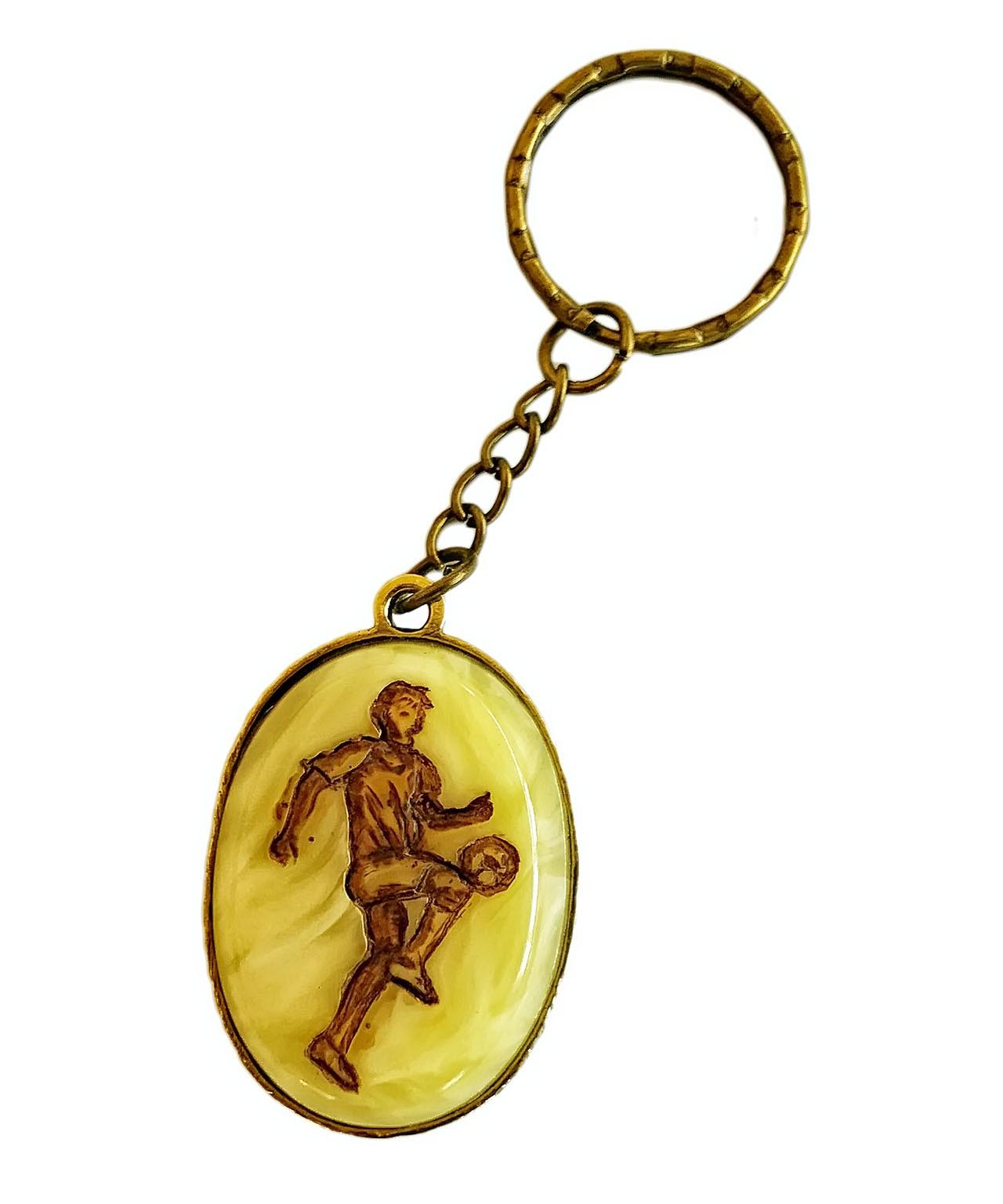 Брелок Футболист 1981
