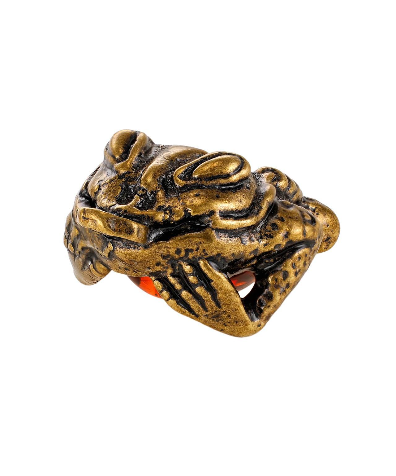 Кошельковая лягушка фен-шуй 569