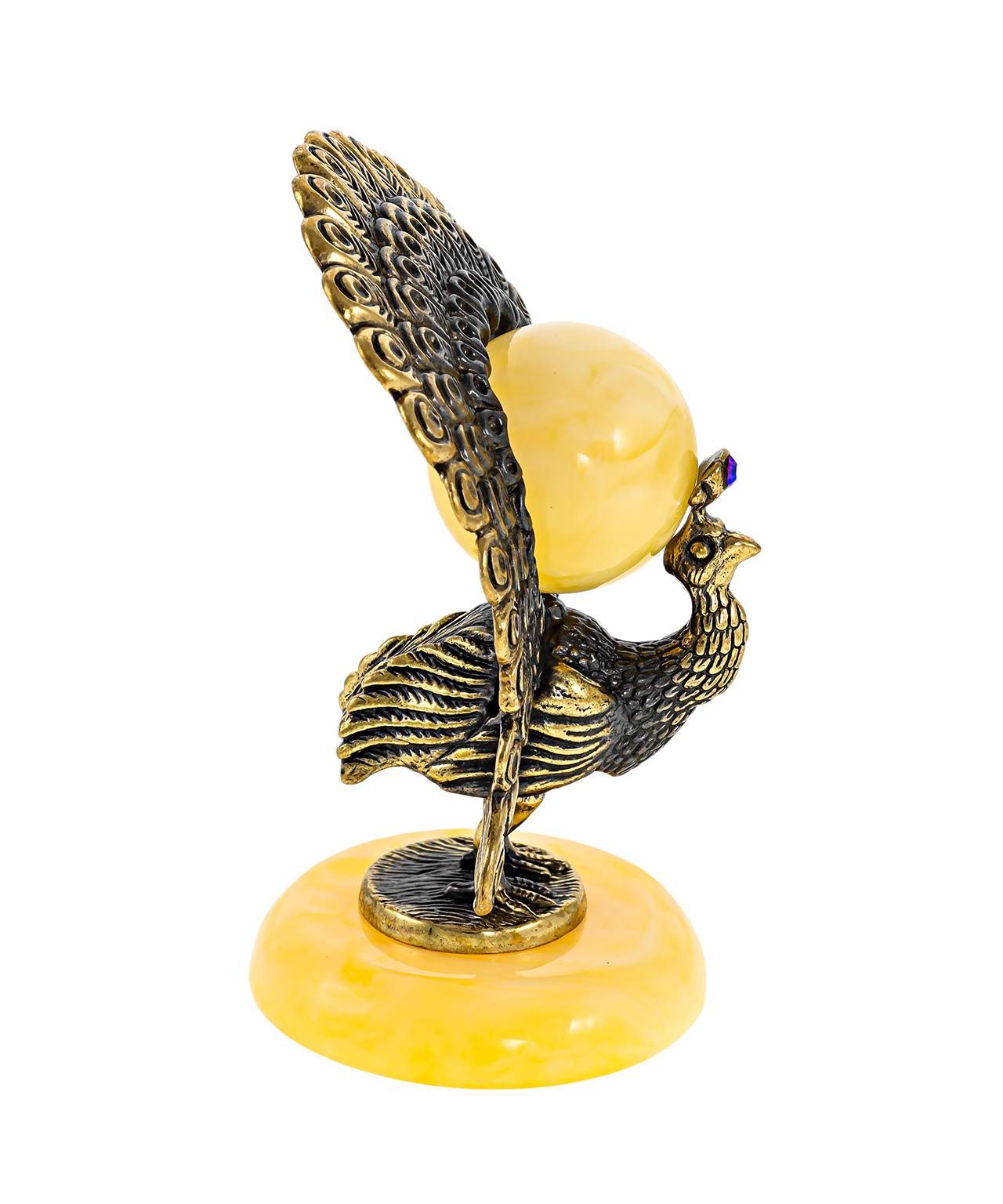 Птица Павлин красивый 910