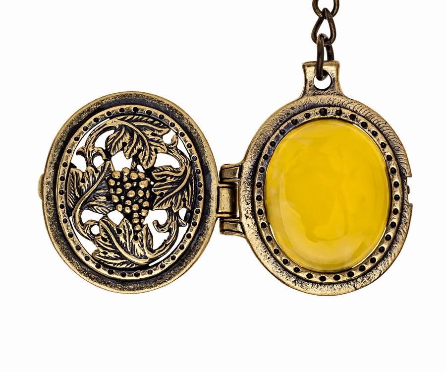 Брелок Медальон Лоза 1016