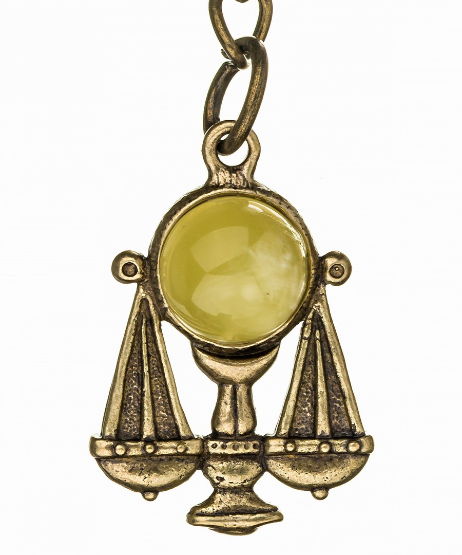 Брелок Знак зодиака Весы 591