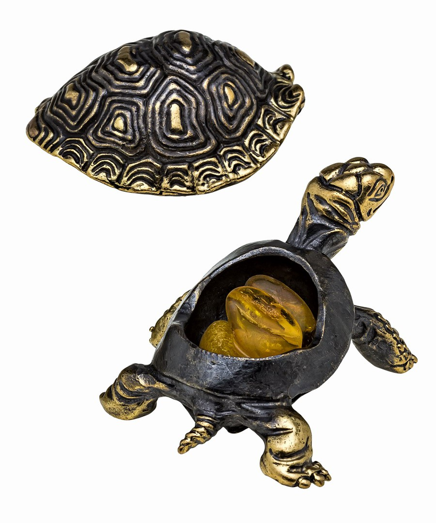 Черепаха  открывающаяся 1098