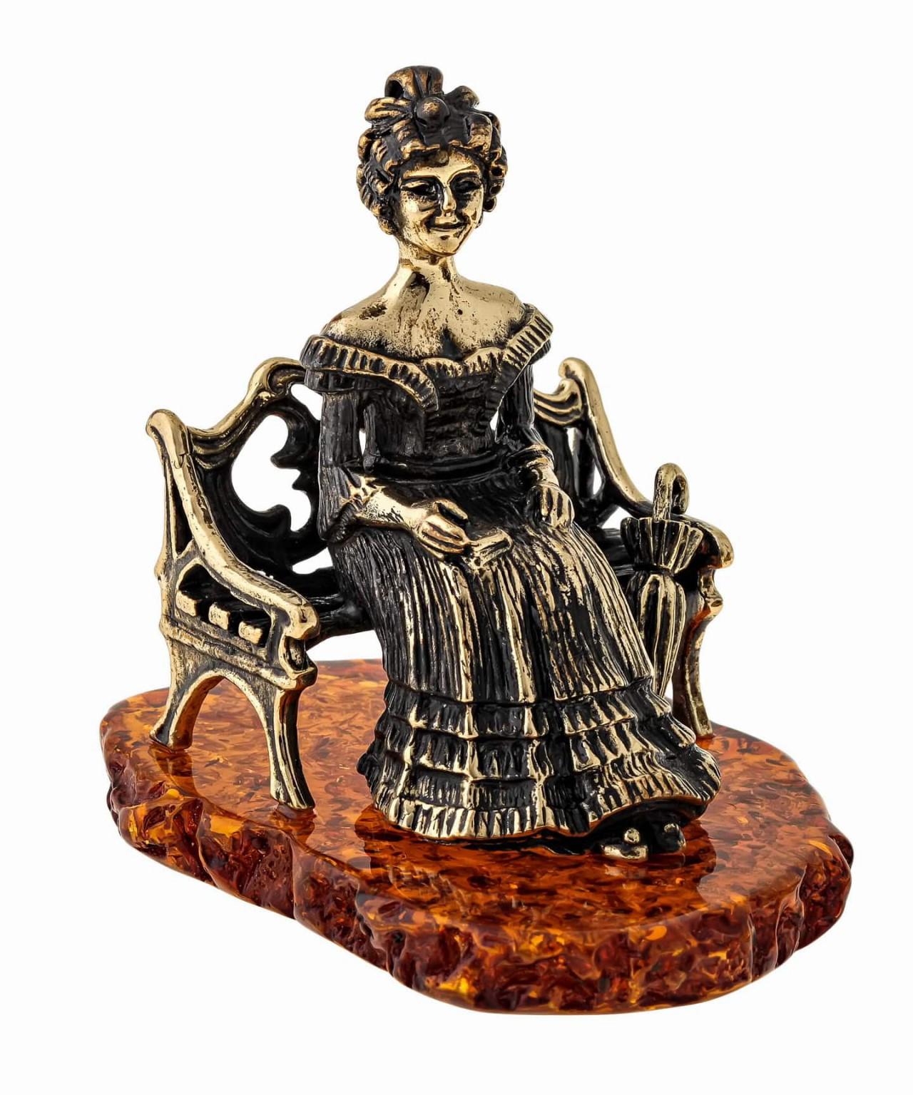 Дама с зонтиком 1567