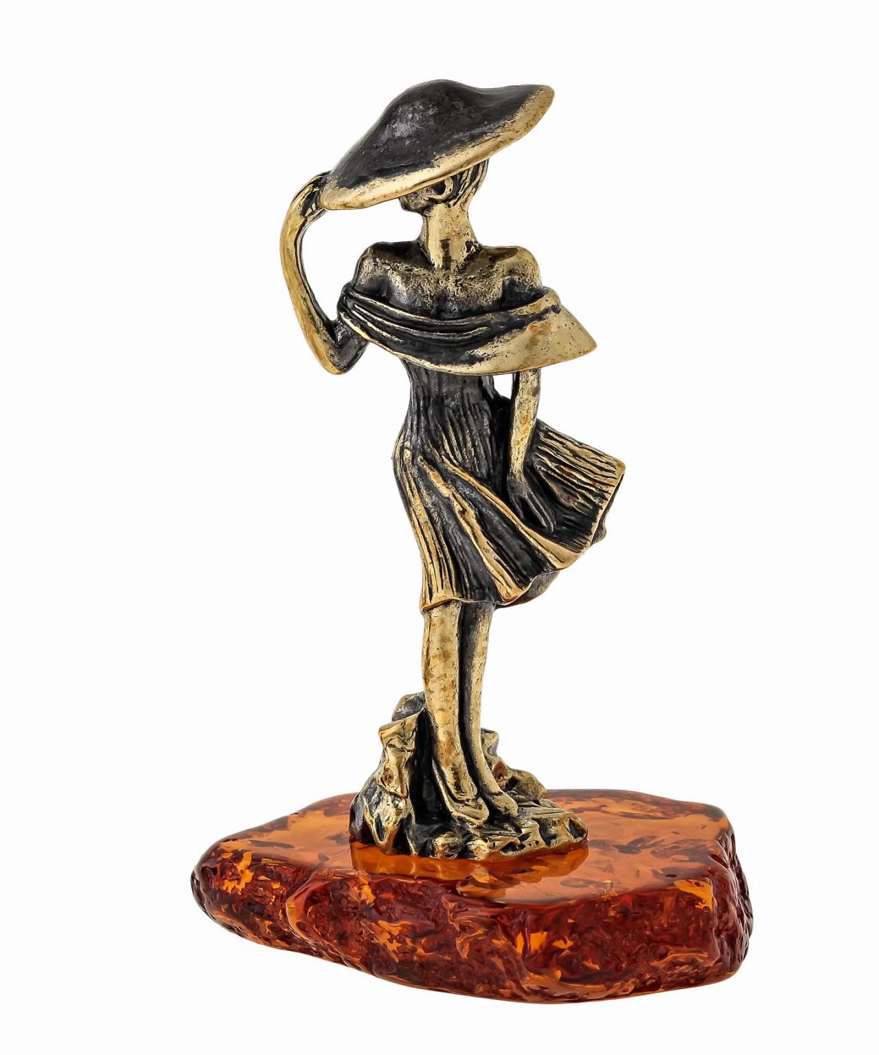 Дама в шляпе 1598