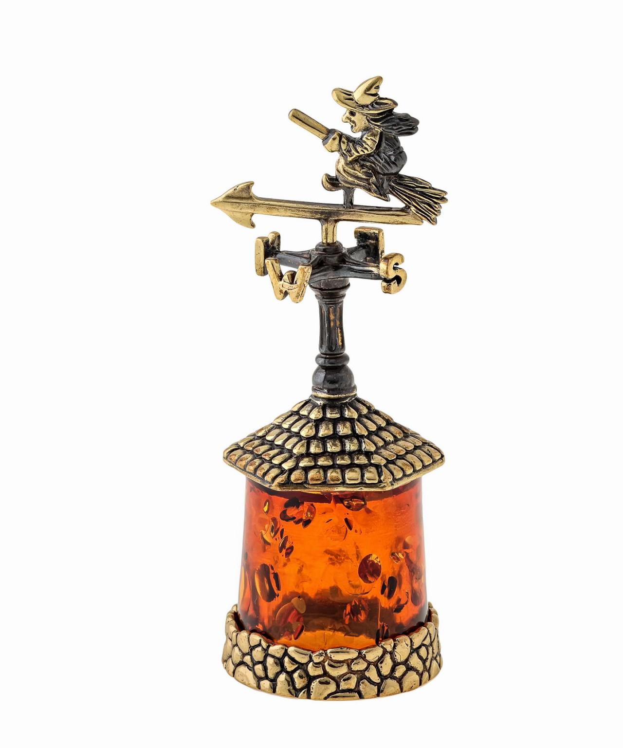 Флюгер Баба Яга к башне 1419.3