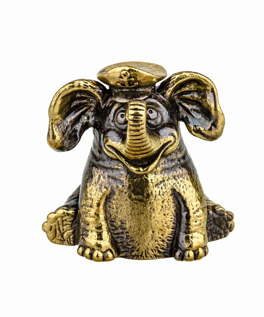 Колокольчик Слон морячек 823