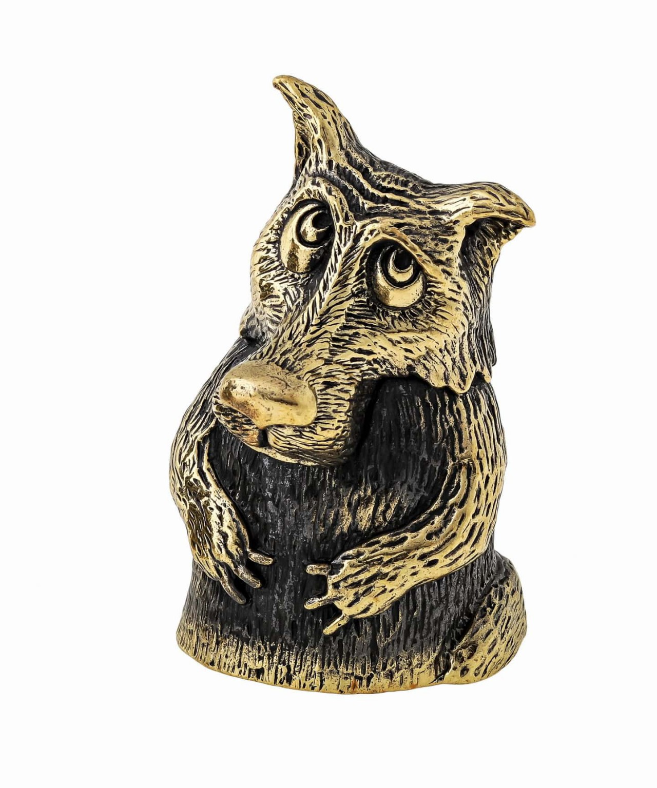Колокольчик Волк Обаяшка 1445