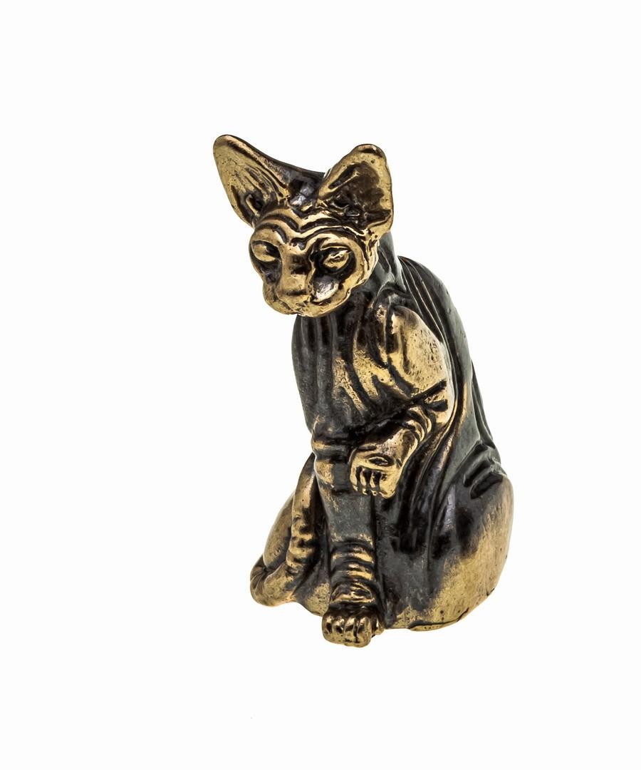Кошка Сфинкс Египетская без подставки 982.1