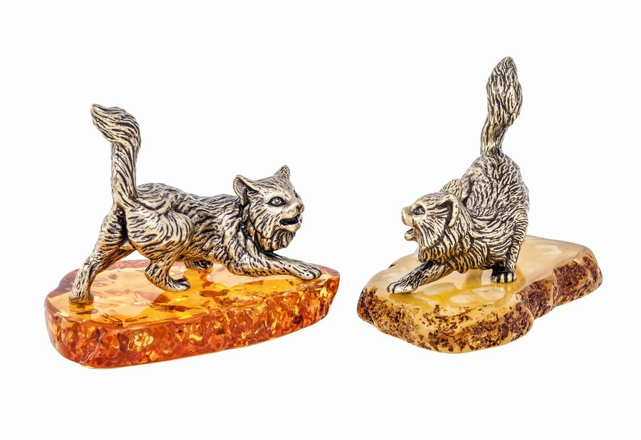 Кот охотник 651