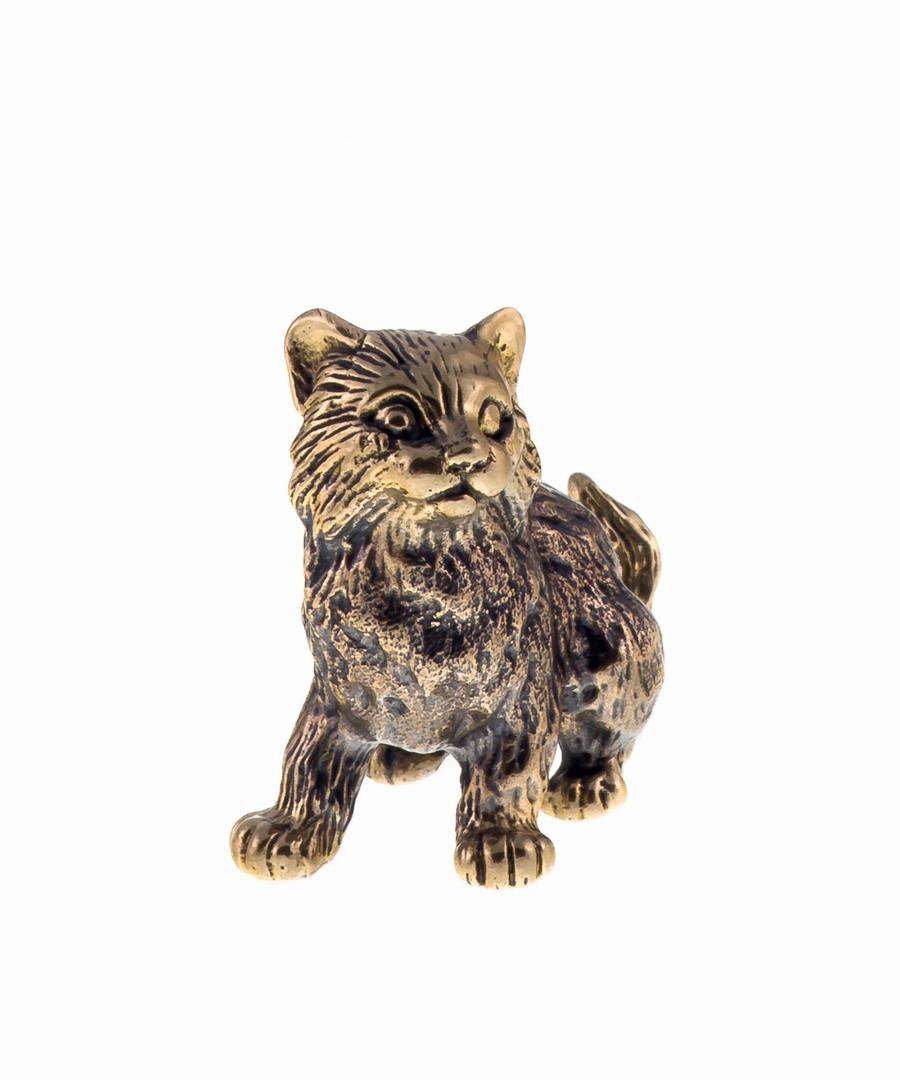 Котик сидящий без подставки 682.1