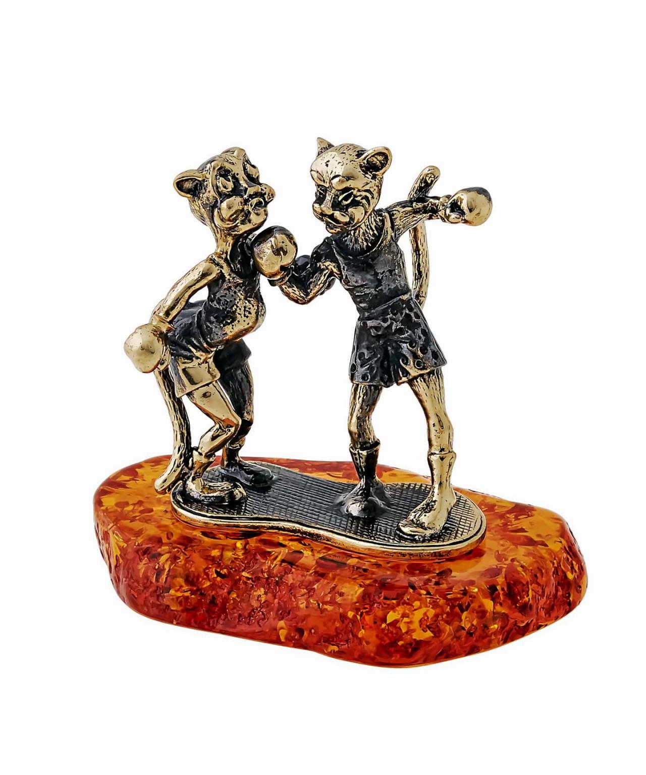 Спорт Коты Боксеры 1385